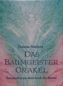 Baumgeister Orakel von Tiziana Mattera