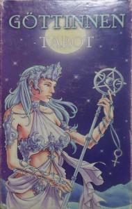 Göttinnen-Tarot von M. Caratti & Antonella Platano