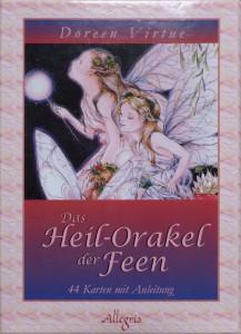 Das Heilorakel der Feen von Doreen Virtue