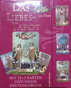 Das Liebes-Tarot von Liz Dean und Oliver Burston