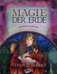 Magie der Erde Orakelkarten von Stephen D. Farmer
