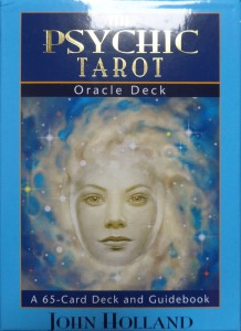 The Psychic Tarot von John Holland
