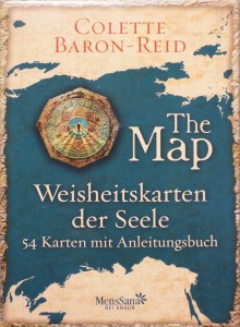 The Map von Colette Baron-Reid