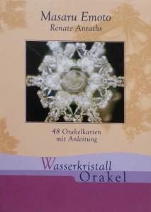 Wasserkristall Orakel von Masaru Emoto